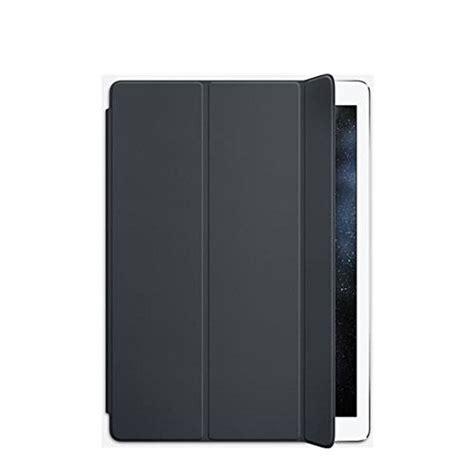 Original Apple Smart Cover Pro 12 9 Charcoal Grey apple mk0l2zm a smart cover for 12 9 inch pro charcoal import it all