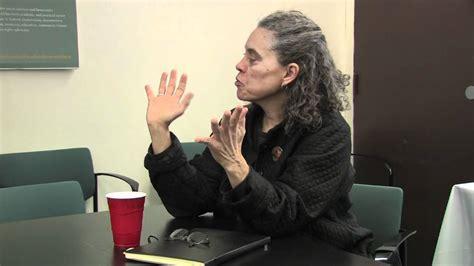 Dr Mindy Thompson Fullilove Public Speaking