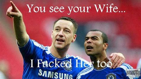 Terry Meme - john terry and ashley cole meme