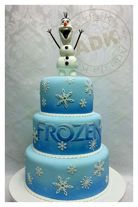 Freezer Cake disney frozen cakes www pixshark images