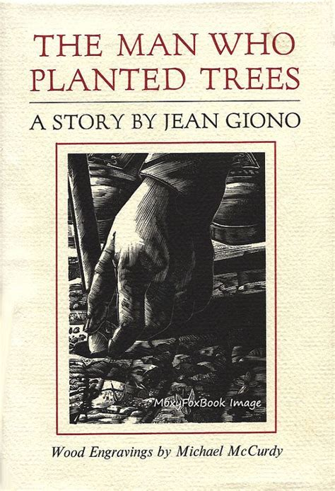 libro the fixer a story 1985 vintage book provence france the man who planted trees jean giono planting acorns for 30