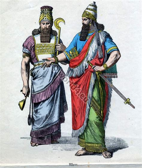 ancient assyrian clothing168 jpg 846 215 1000 costumes