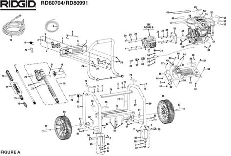 rd80704 rd80991 ridgid pressure washer parts