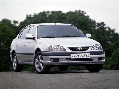 toyota avensis toyota avensis specs 2000 2001 2002 2003 autoevolution