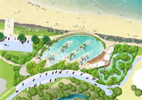 Landscape Architect Yeppoon Yeppoon Lagoon Stabilisation Work Underway For Major