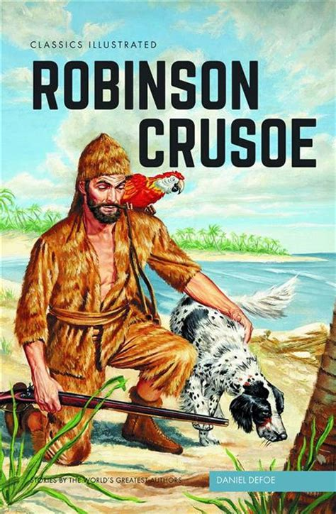 robinson crusoe centaur classics classic illustrated tp robinson crusoe discount comic book service