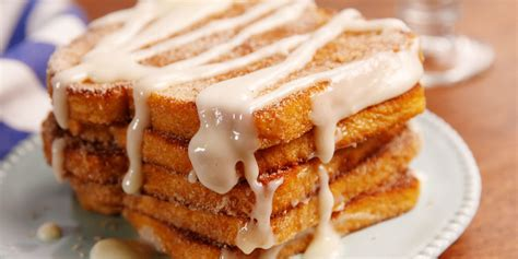 Delish Chicken Recipes by Best Churro French Toast Recipe How To Make Churro