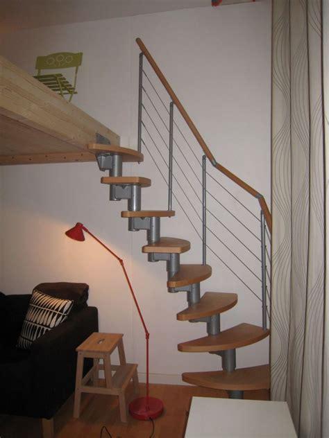 choix d un escalier gain de place pour une mezzanine 31