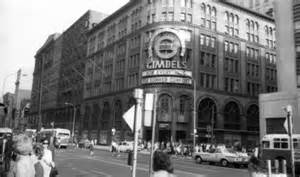 Chandeliers New Jersey Gimbels Department Store Encyclopedia Of Greater