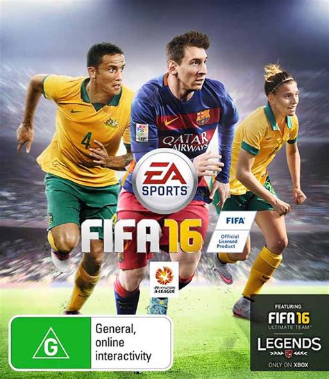 Covers Australia by Fifa 16 Cover All The Official Fifa 16 Covers