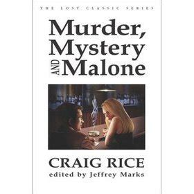 pre meditated murder a downward mystery books murder mystery and malone by craig rice reviews