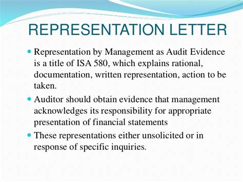 Closing Letter Representation 10 Verification