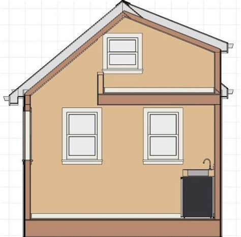 Jason Mcqueen S 8x12 Tiny House Design 8x12 Tiny House