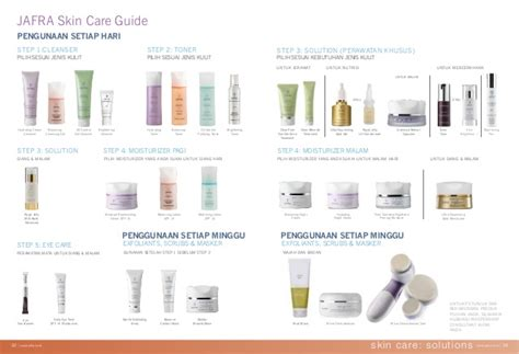 Harga Produk Jafra Clear Pore katalog produk jafra kosmetik 2014