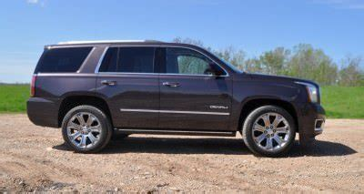 road test review 2015 gmc yukon denali is 6.2 second, 6