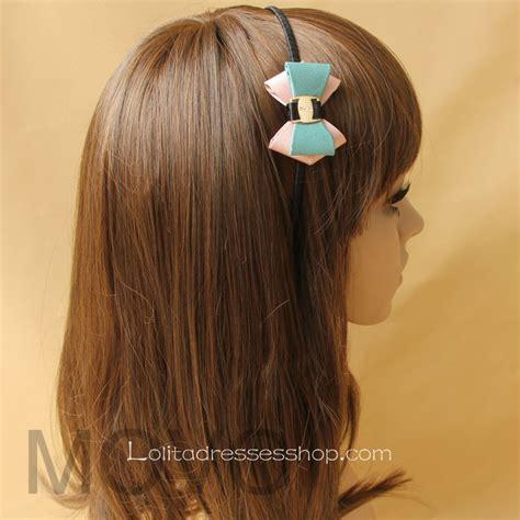 Bow Chiffon Headband cheap headdress sweet chiffon bow headband sale at