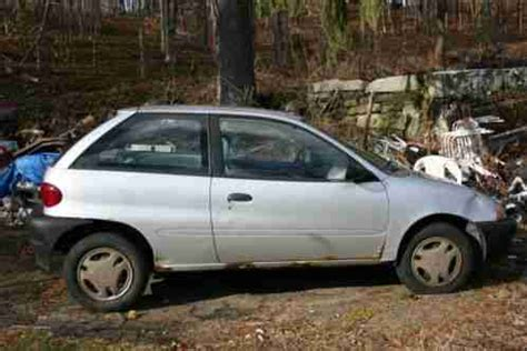 geo metro 2000, ~ chevy ~ 91, 660 original miles, 5 speed
