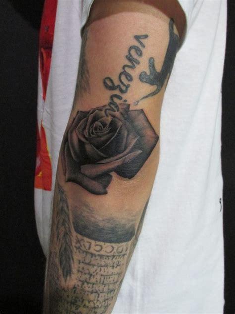 薔薇 rose rosa 千葉 タトゥー 刺青 ワンポイント 和彫りまでok タトゥーアーティスト naoe ナオエ
