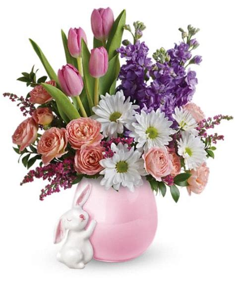 Send Arrangements by Looking For Ideas For Easter Gifts Teleflora