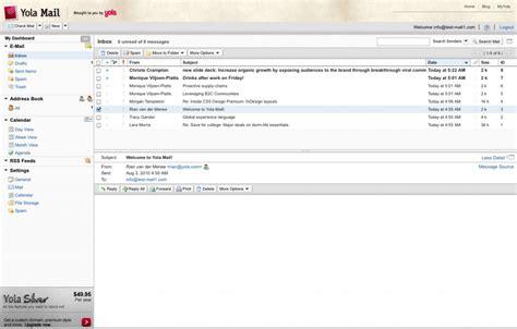 Set Yola introducing yola mail easy email for your custom domain yola