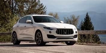 Maserati Review 2016 Maserati Levante Review Caradvice