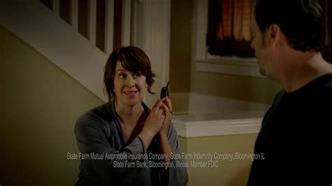 state farm commercial actress disappearing state farm tv spot state of unrest ispot tv