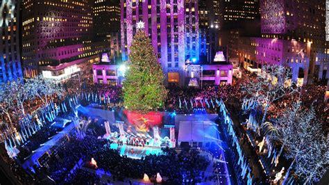weihnachtsmarkt new york rockefeller christmas 12 of the best places to spend cnn