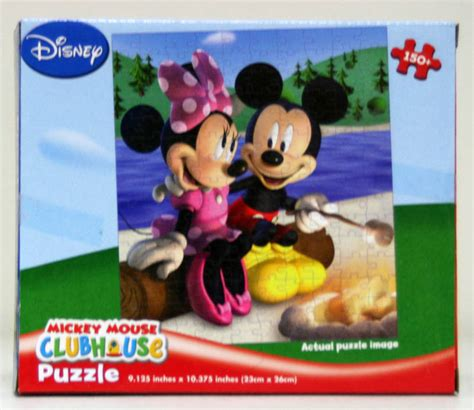 Puzzle Mickey Mouse Club mickey mouse clubhouse jigsaw puzzle puzzlewarehouse