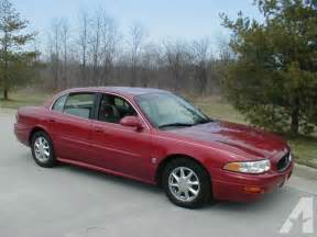 2003 Buick Lesabre For Sale 2003 Buick Lesabre Limited For Sale In Purcellville