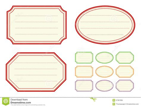 template labels 10 best images of label template printable blank label