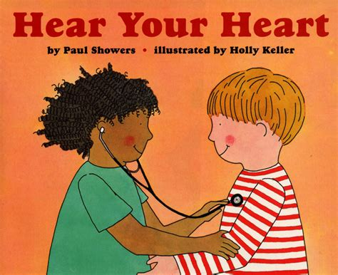whereã s your hair books hear your by paul showers illustrated by