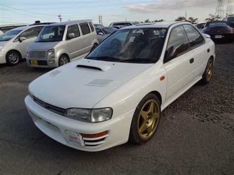 1995 subaru impreza wrx sti for sale subaru impreza wrx wrx type ra sti version ii 1995 used