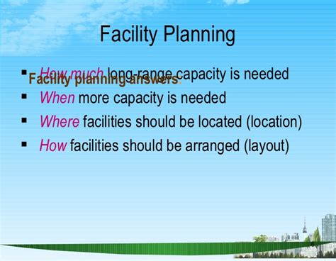 supplement 7 capacity planning answers capacity planning ppt bec doms
