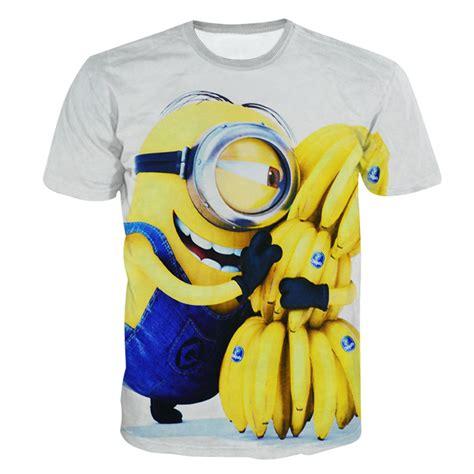 Tshirt Minion 42 alisister despicable me minion t shirt printed