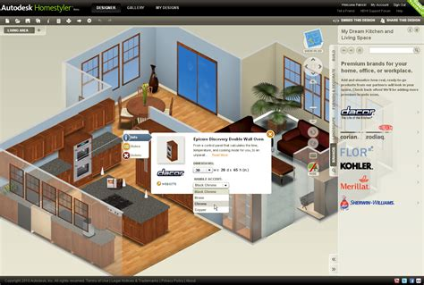 five things to about free 3d room design software