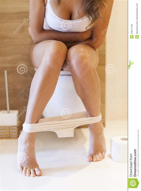 how to use the bathroom when constipated problems with constipation stock photo image 43077149