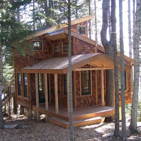 Michigan Cabin Builders by Tiny House In The Trees Beautiful Tiny Homes