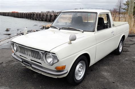 Toyota 1000 Up Publica 1971 Toyota 1000