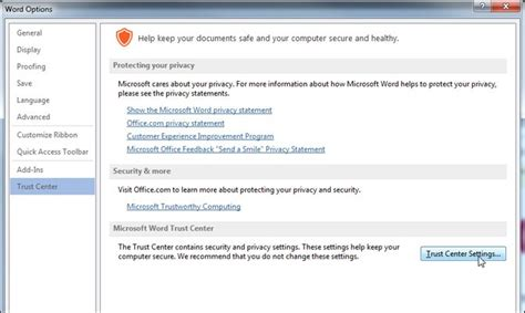 word 2007 view modes document view 171 editing 171 microsoft how to disable protected view in microsoft word 2013 and