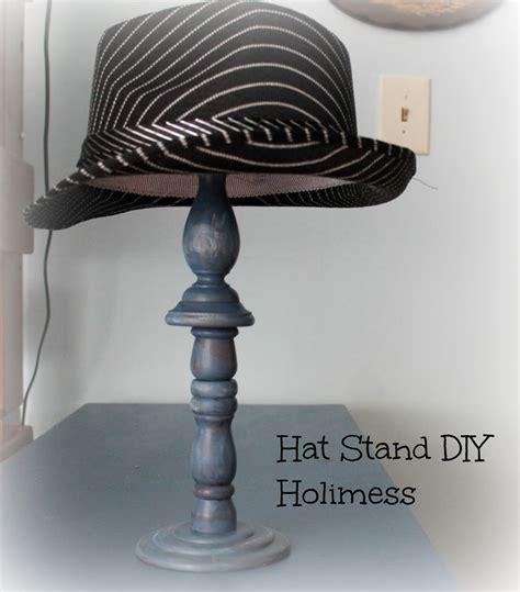 holimess hat stand diy