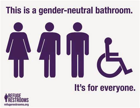 what is a gender neutral bathroom gender neutral bathroom signs all gender restroom