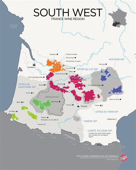 south and west from the wines of south west france wine central