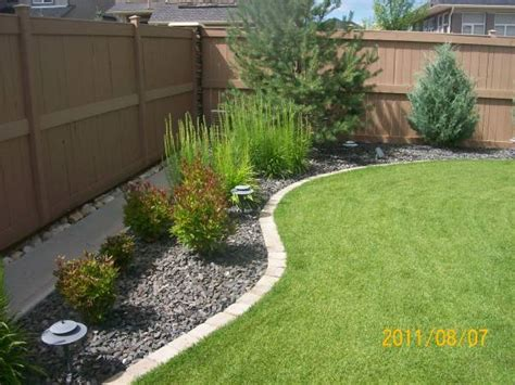 Backyard Edging Landscaping Borders Edging