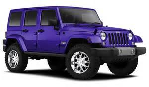 Purple Jeep Purple Jeep Wrangler