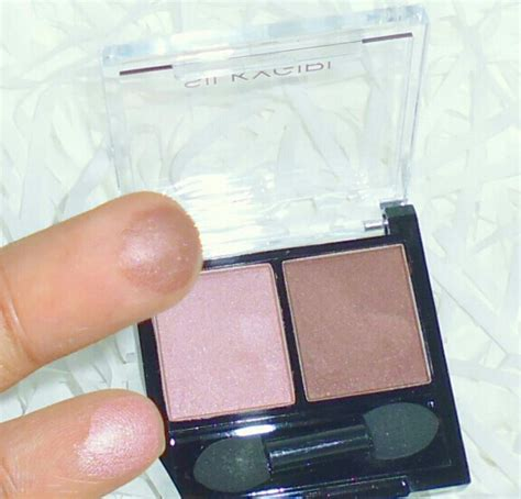 Silkygirl Eyeshadow silkygirl duo eye shadow 08 flushed maple