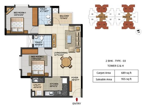 floor plan com urbana aqua 2 3 4 bhk luxury apartments floor plans 2 3