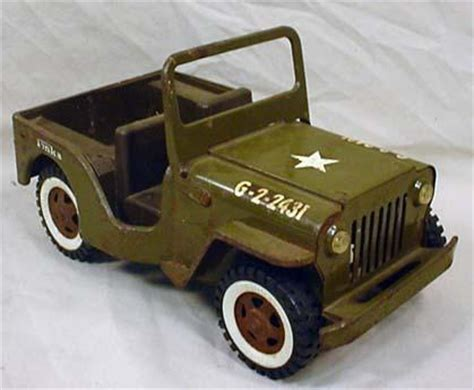 tonka army jeep vintage tonka army jeep