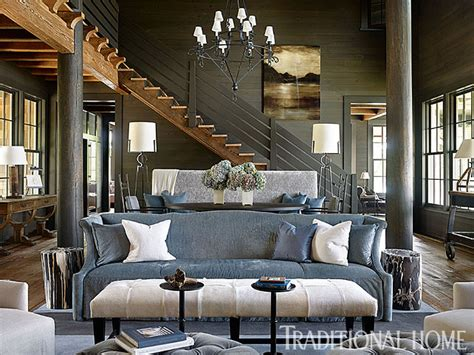 lake house interiors lake house with rustic interiors home bunch interior design ideas