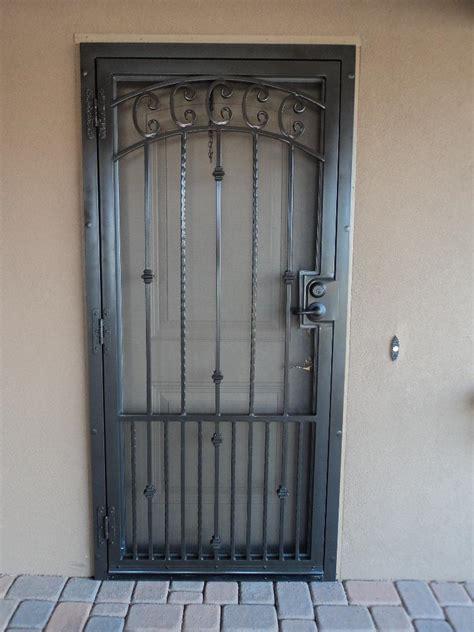 Front Door Security Screen Steel Security Screen Doors Screen Doors