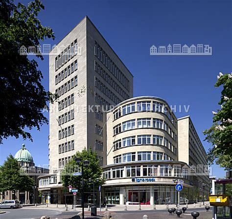 Architekt Essen by Deutschlandhaus Essen Architektur Bildarchiv